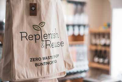 Replenish and Reuse