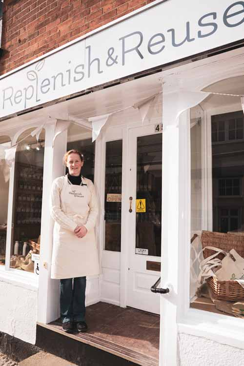 Replenish and Reuse - Zero Waste Shop Buntingford